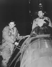 Photo: Pilot---WD Henderson & RO---JP Marion