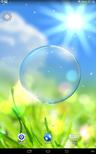 Spring Bubbles LWP 1.1.5 Mod Android Updated 2