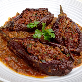 Minced Beef With Eggplant Recipes.