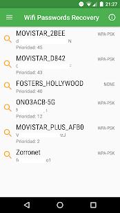 WiFi Password Recovery v2 5 8 [Pro] APK [Latest] | HostAPK