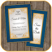 Wedding invitation card maker free