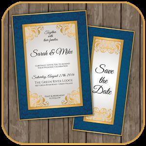 Wedding invitation card maker free android apps on google play wedding invitation card maker free stopboris Choice Image