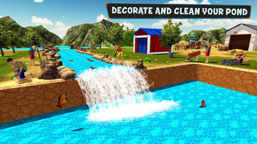 Primitive Technology: Fish Pond Building Sim 1.0 screenshots 8