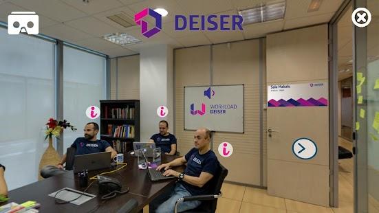#DEISERtour Virtual Edition - náhled