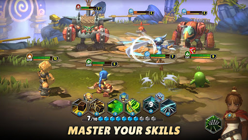 Skylandersu2122 Ring of Heroes 1.0.17 screenshots 3