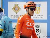 Matteo Trentin zal in 2020 voor UAE rijden