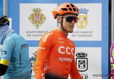 """Matteo Trentin haalt zwaar uit naar UCI en diens voorzitter: """"Het was gekkenwerk"""""""