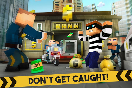 ud83dude94 Robber Race Escape ud83dude94 Police Car Gangster Chase  screenshots 5
