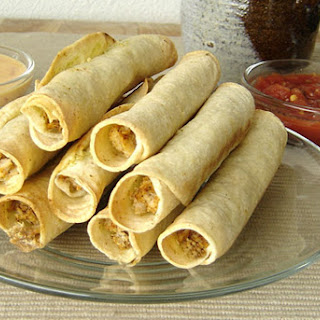Taquitos with a Twist
