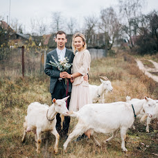 Wedding photographer Zhanna Kleckaya (Zhanusya). Photo of 24.01.2018