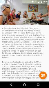 ACTC – Casa do Coração screenshot 0