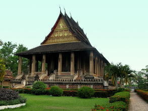Photo: Haw Pha Keo, Vientiane