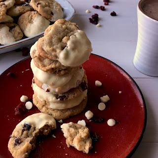 White Chocolate Hazelnut Cookies Recipes