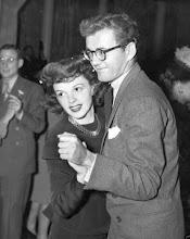 Photo: Judy Garland and Robert Walker