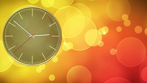 Battery Saving Analog Clocks screenshot 18