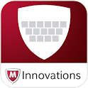 McAfee Safe Keyboard │ Privacy icon
