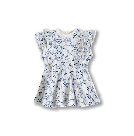 Rila - Printed jersey dress for children