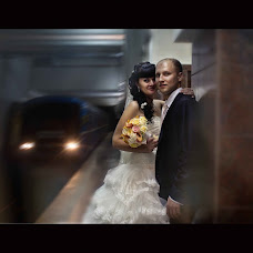 Wedding photographer Aleksandr Vostrikov (samara163rus). Photo of 15.11.2012