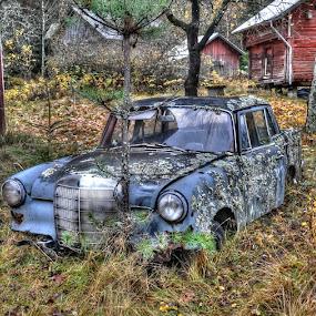 by Jan Myhrehagen - Transportation Automobiles