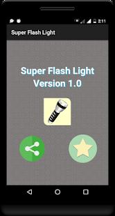 Super Flash Torch - náhled