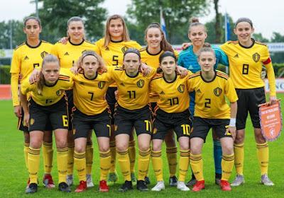 Red Flames U15 speelden leerrijk oefenduel in en tegen Nederland