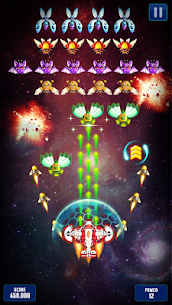 Space Shooter : Galaxy Attack MOD Apk 1.184 1