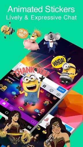 Kika Keyboard - Cool Fonts, Emoji, Emoticon,GIF Screenshot