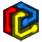 Cube Connect - 3D Flow