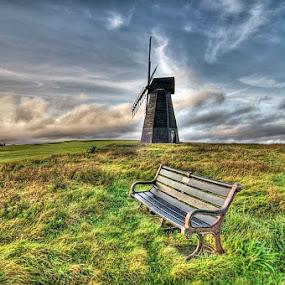 Rottingdean      Windmill          by Mark West - Travel Locations Landmarks ( pwclandmarks )
