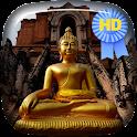 Thai Buddha 3D Live Wallpaper icon