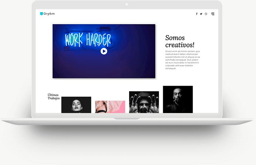diseño web pagina web
