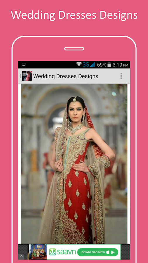 Wedding dresses designs android apps on google play Wedding dress design app