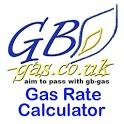 GB Gas Rate Calculator icon