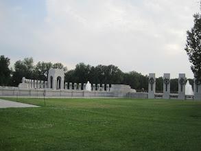 Photo: Második világháborús emlékmű