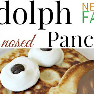 Rudolph the Red Nosed Pancakes.