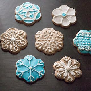 Gluten-Free Chai Sugar Cookies