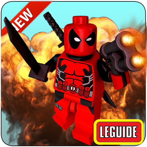 New Clue Lego Marvel Deadpool