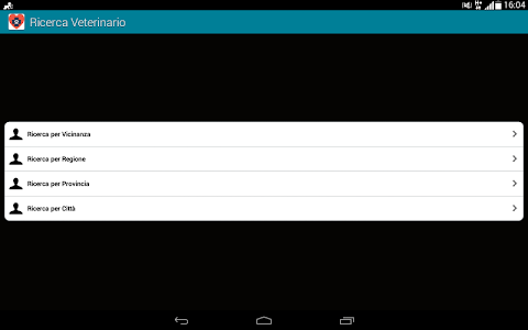 Ricerca Veterinario screenshot 6