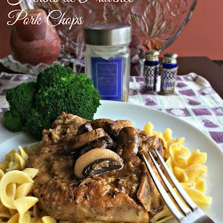 Herbes de Provence Pork Chops