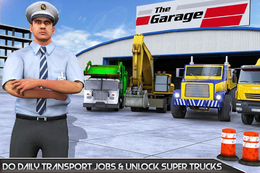 Cargo Truck Simulator - new truck games 2019 screenshots 1