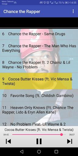 no problem chance the rapper download
