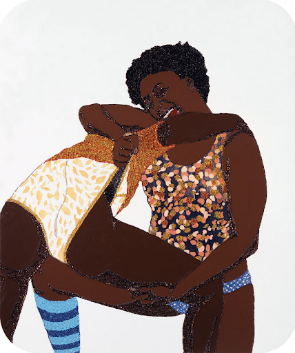 Mickalene Thomas If This Is Love artwork