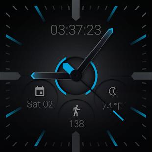 Stealth360 Watch Face Screenshot 4