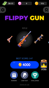 Game Flippy Gun APK for Windows Phone