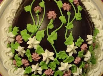 Spring Easter Cake