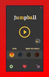 JumpBall - náhled
