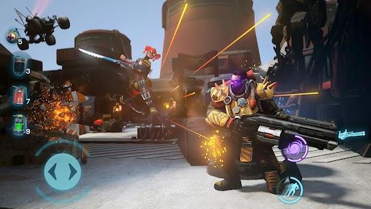 Evolution 2: Battle for Utopia. Shooting games MOD (High Damage) 2