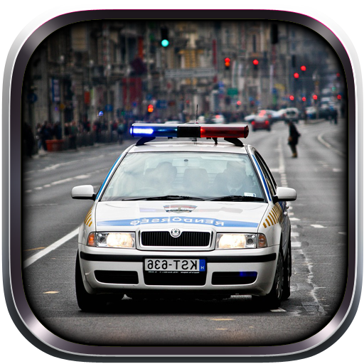 Crime City Real Police Driver