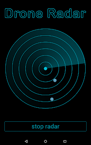Drone Radar Simulation screenshot 9