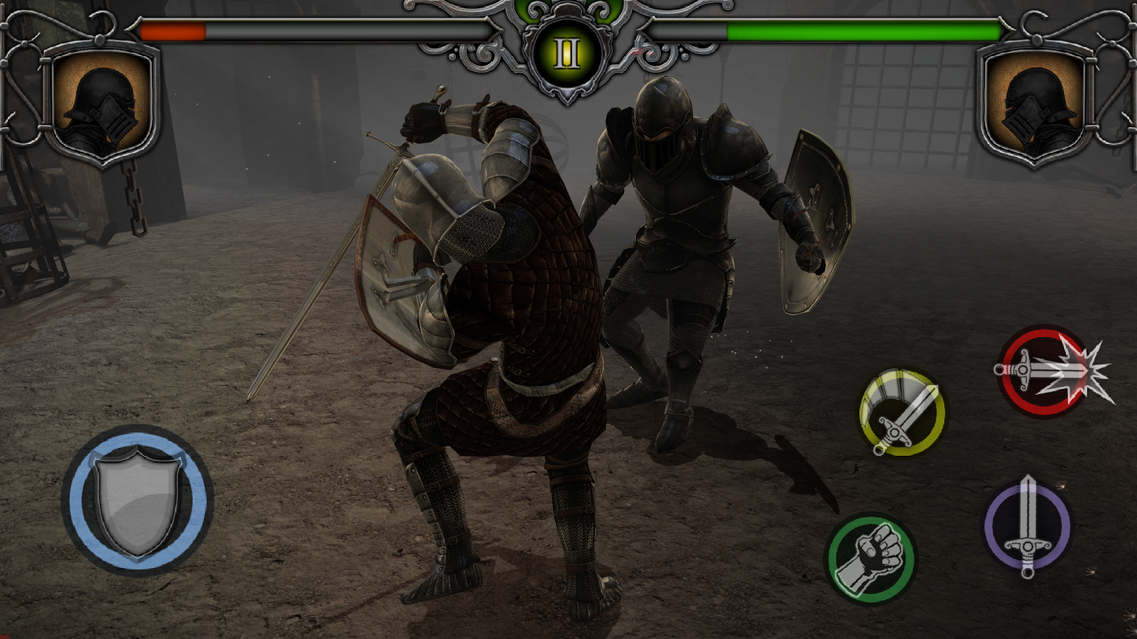 Knights Fight: Medieval Arena- screenshot